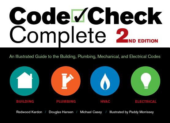Code Check Complete By Hansen, Douglas/ Kardon, Redwood/ Morrissey, Paddy